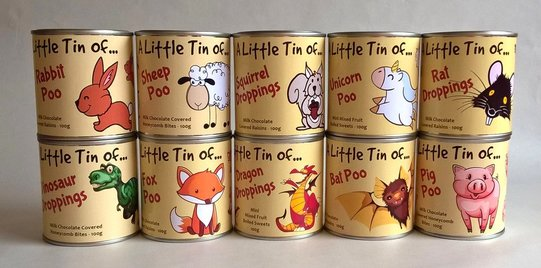 Little Tins Range